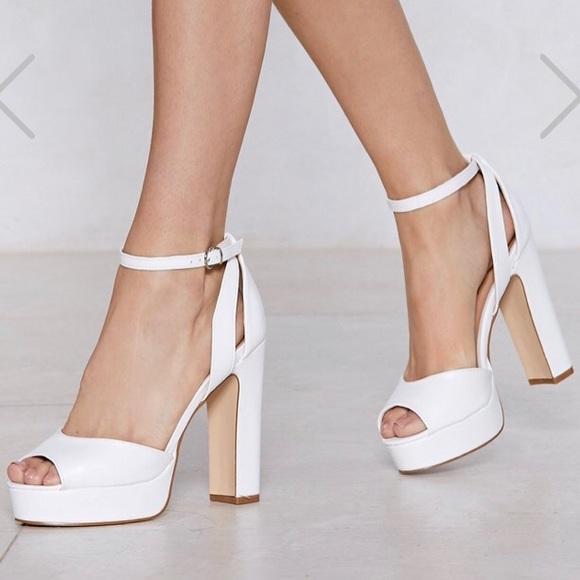 Nasty Gal Shoes | Nasty Gal Platform
